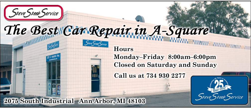Steve Steeb Service offers The Best Car Repair and Maintenance In Ann Arbor